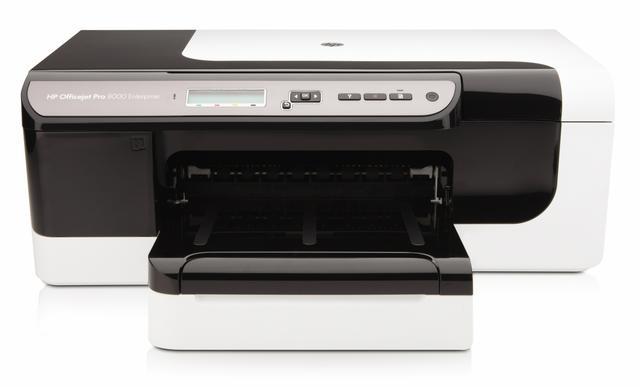 Принтер струйный HP Officejet Pro 8000 Enterprise