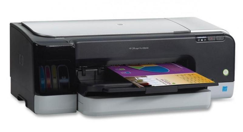 Принтер струйный HP Officejet Pro K8600dn A3