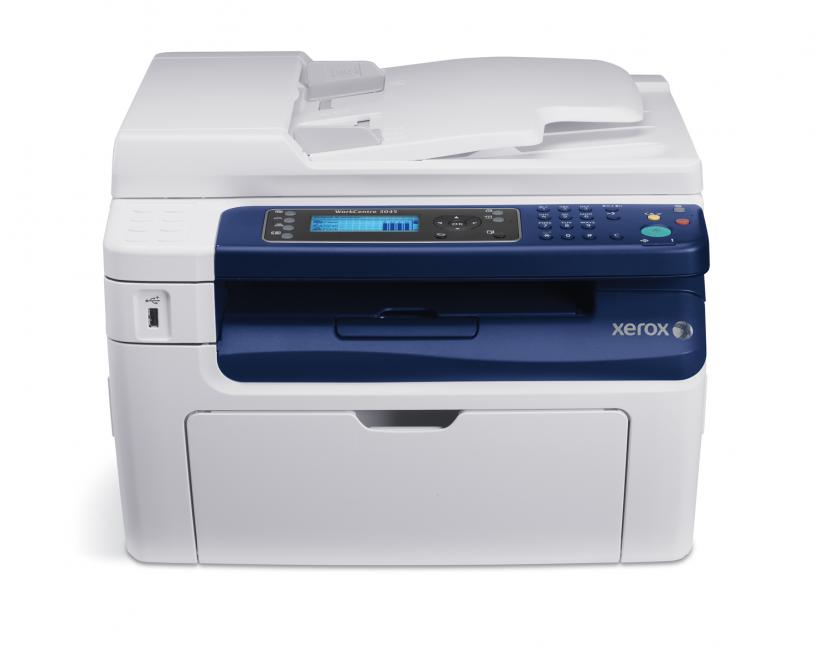 МФУ XEROX WorkCentre 3045/NI (А4, 24стр/мин,)