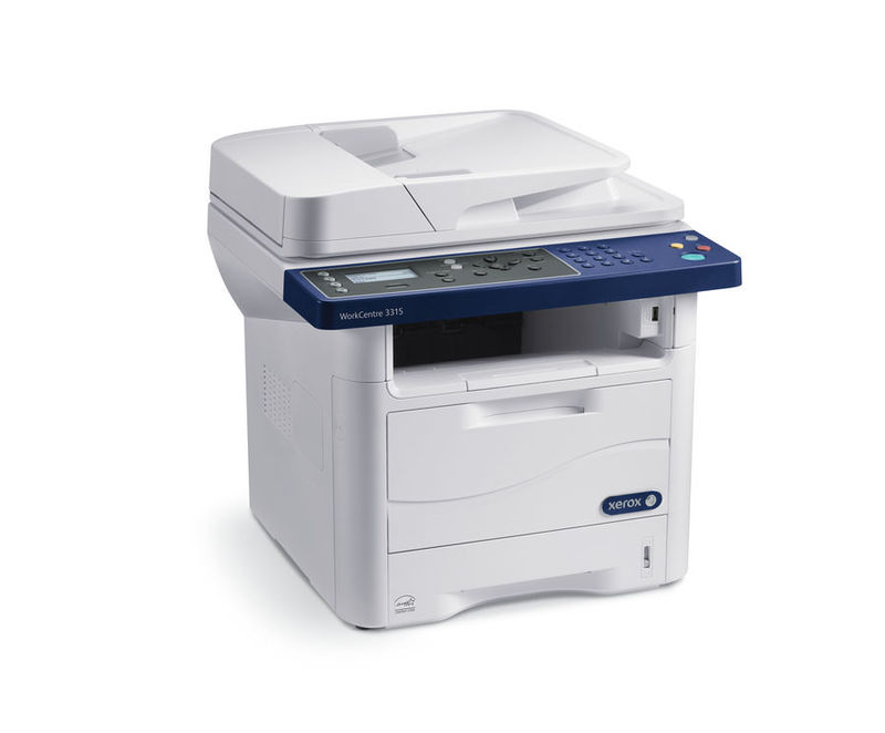 МФУ XEROX WorkCentre 3315DN (А4, 31стр/мин,)