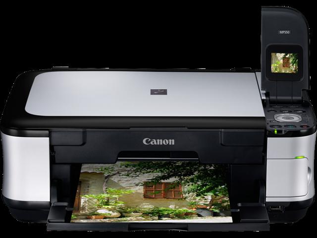 МФУ струйное (3746B009) Canon PIXMA MP550