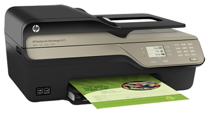 МФУ HP Deskjet Ink Advantage 4615 (CZ283C) A4