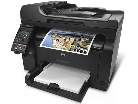 МФУ HP LaserJet Pro 100 Color M175a (CE865A) A4