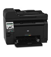 МФУ HP LaserJet Pro 100 Color M175nw (CE866A) A4