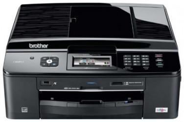 МФУ Brother MFC-J825DWR A4 принтер/копир/сканер/факс/WiFi