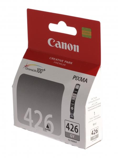 Canon CLI-426GY Картридж серый
