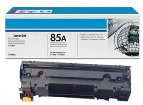 Картридж для HP CE285A ОЕМ ECO для принтера HP P1102/M1210/M1212/M1214/M1217/P1120/M1132