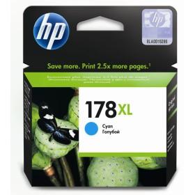 Картридж совместимый  № 178XL (HP CB323HE) голубой ОЕМ