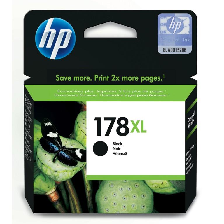Картридж совместимый  № 178XL (HP CB321HE) черный ОЕМ