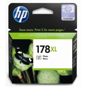 Картридж совместимый  № 178XL (HP CB322HE) черный фото ОЕМ