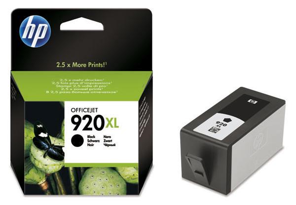 Картридж совместимый черный HP CD975AE (№ 920XL) ОЕМ