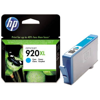 Картридж совместимый голубой HP CD972AE (№ 920XL) ОЕМ