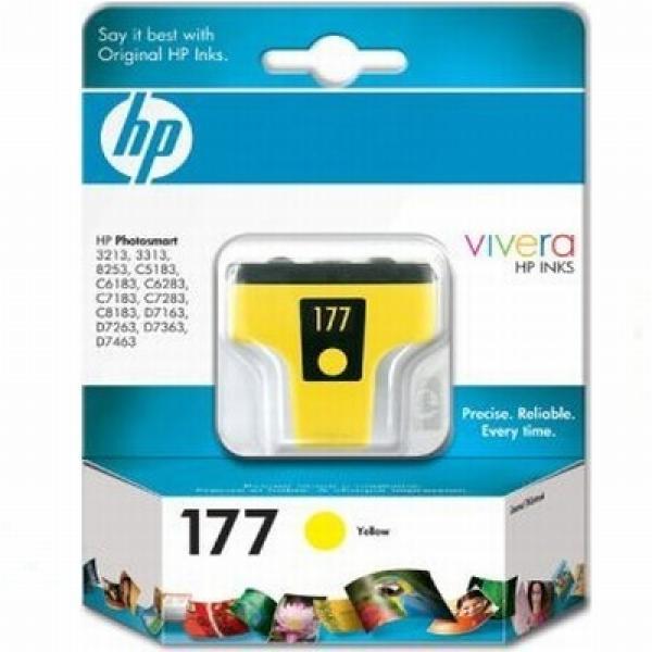 Картридж совместимый  № 177 (HP C8773HE) yellow ОЕМ
