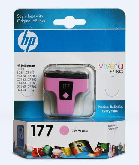 Картридж совместимый  № 177 (HP C8775HE) Light Magenta ОЕМ