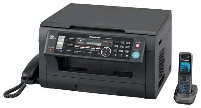 Заправка   принтера Panasonic KX-MB2051RUB