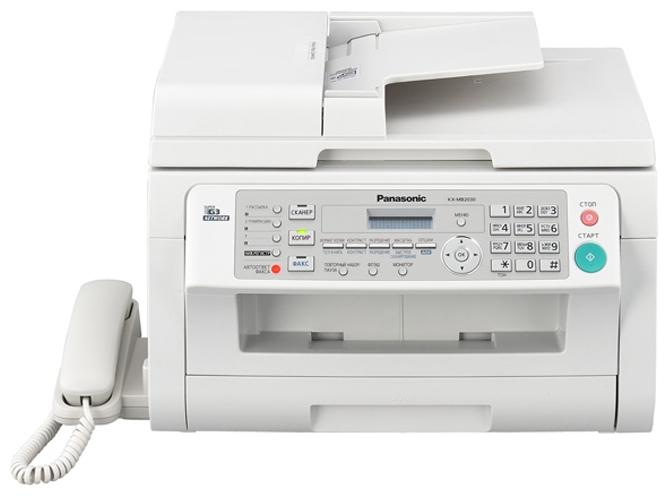 Заправка   принтера Panasonic KX-MB2030RUW