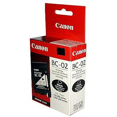 Заправка картриджа Canon  BC -02