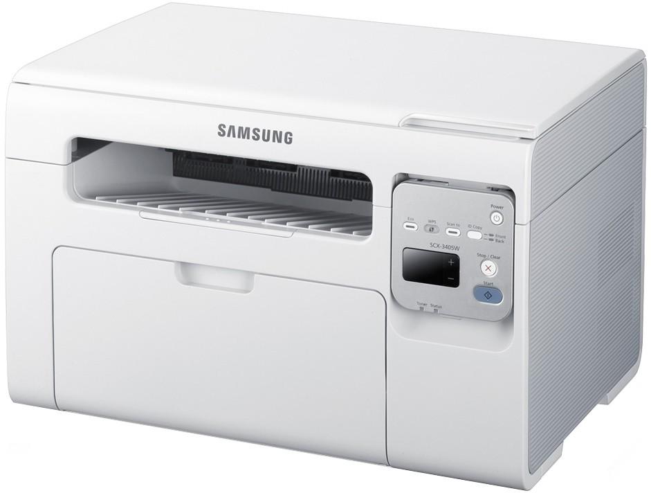 Прошивка Samsung SCX-3405W