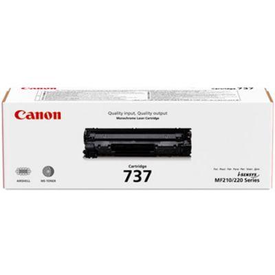 Заправка картриджа Canon 737 для i-SENSYS MF211/ MF212w/ MF217w/ MF226dn