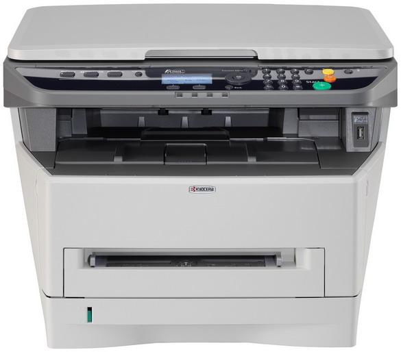 Заправка принтера Kyocera Mita FS 1124 MFP