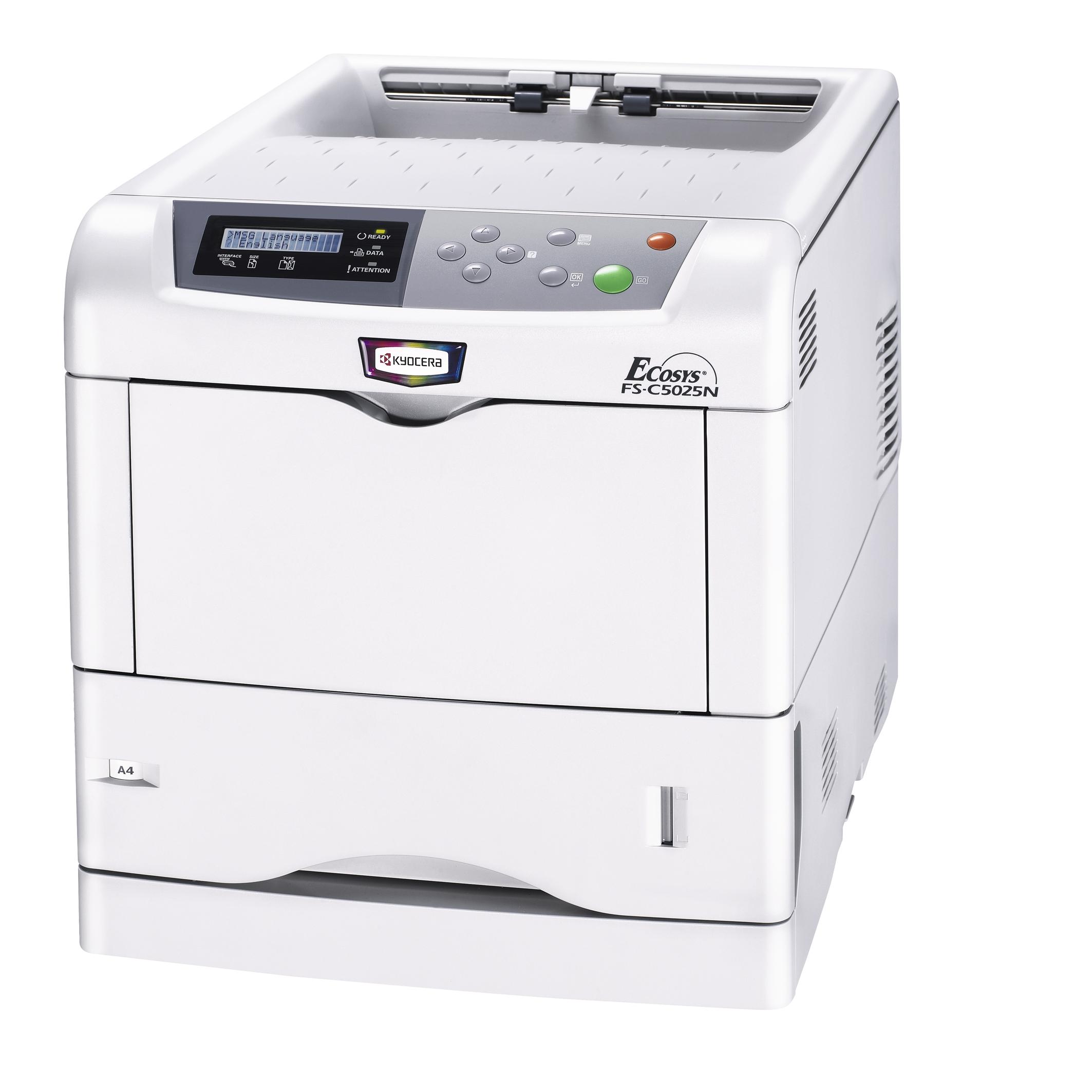 Заправка принтера Kyocera FS 5025N