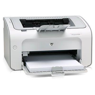 Заправка  принтера HP Laser Jet P1005