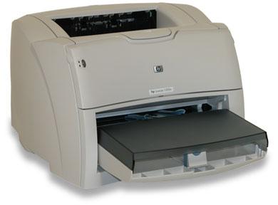 Заправка  принтера HP Laser Jet 1150