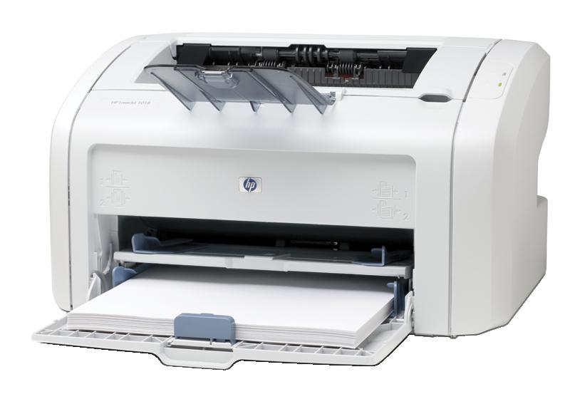 Заправка принтера HP Laser Jet 1018