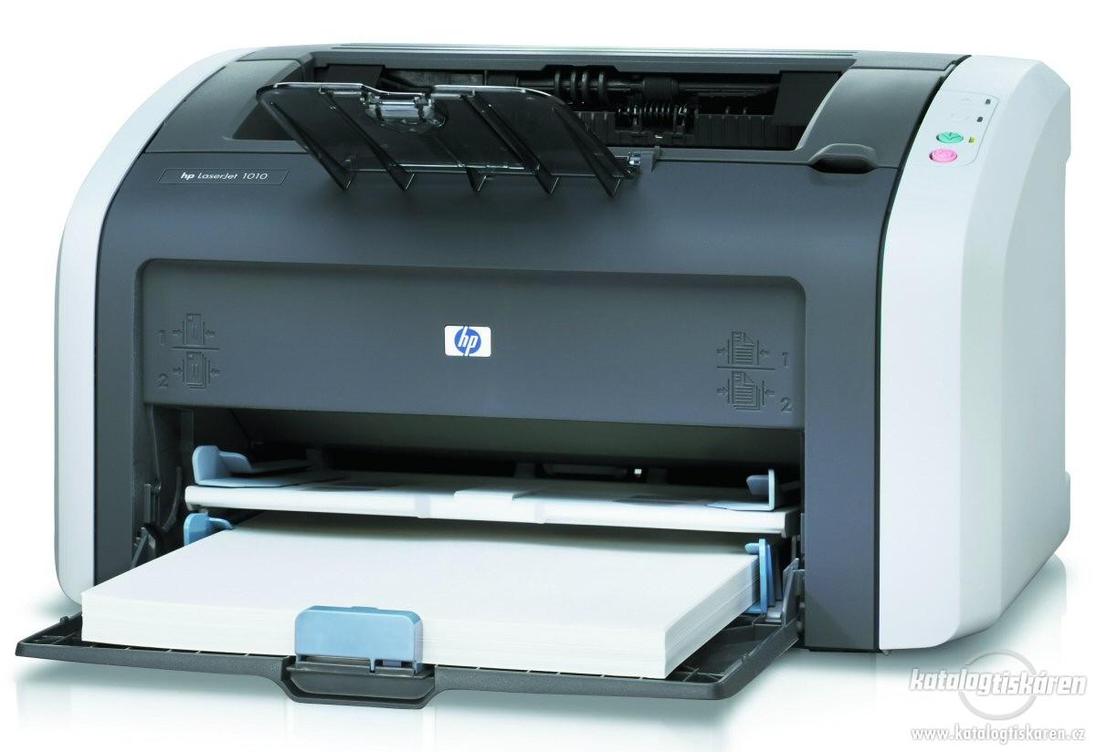 Заправка  принтера HP Laser Jet 1010