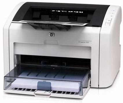 Заправка принтера HP Laser Jet 1022
