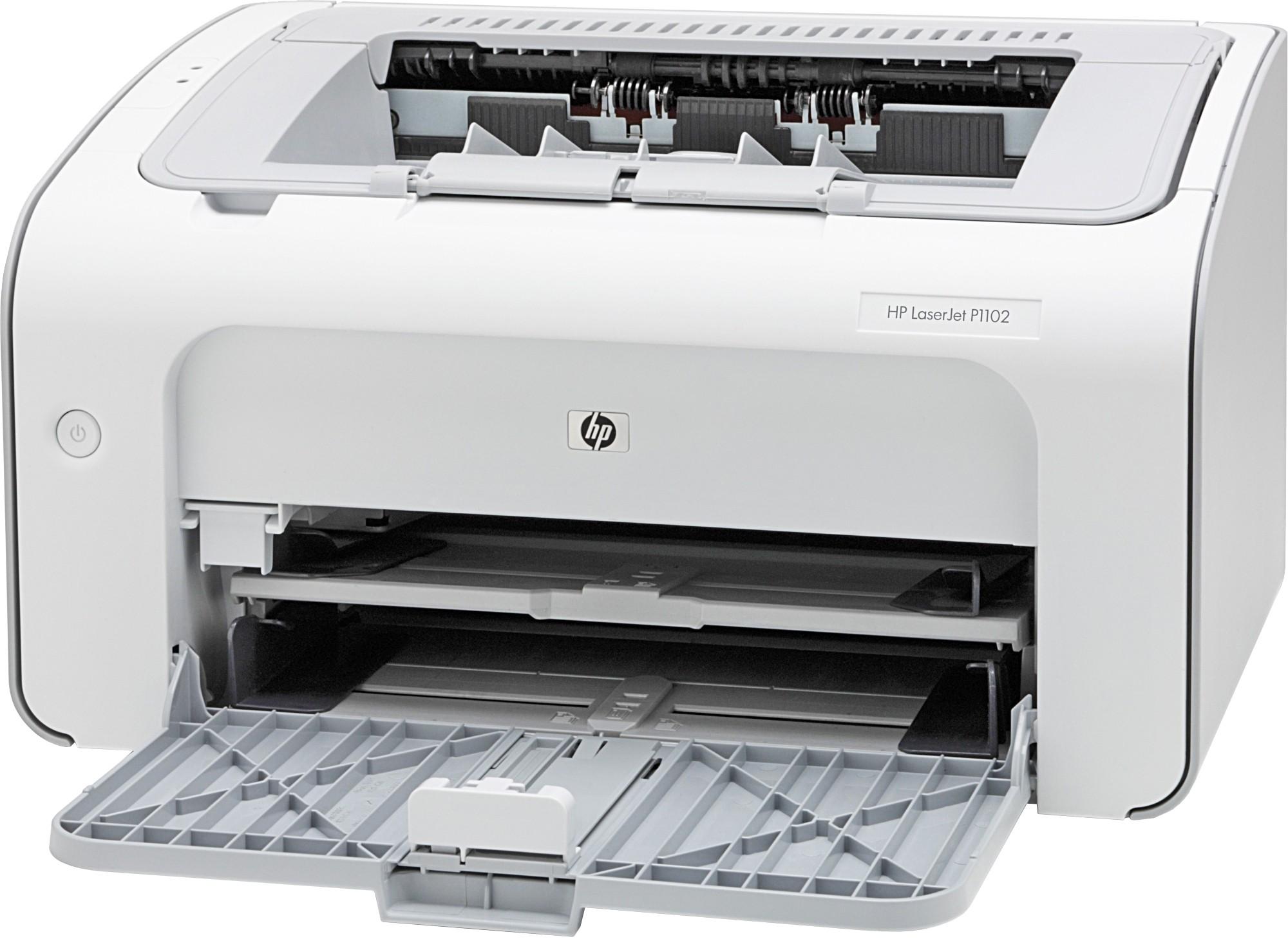Заправка  принтера HP Laser Jet Pro P1102