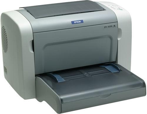 Заправка  принтера Epson EPL 6200