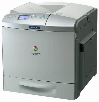 Заправка  принтера Epson AcuLaser C2600
