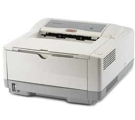 Заправка  принтера OKI B4400