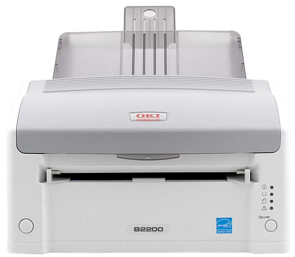 Заправка  принтера OKI B2200