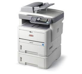 Заправка  принтера OKI MB460