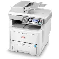 Заправка  принтера OKI MB470