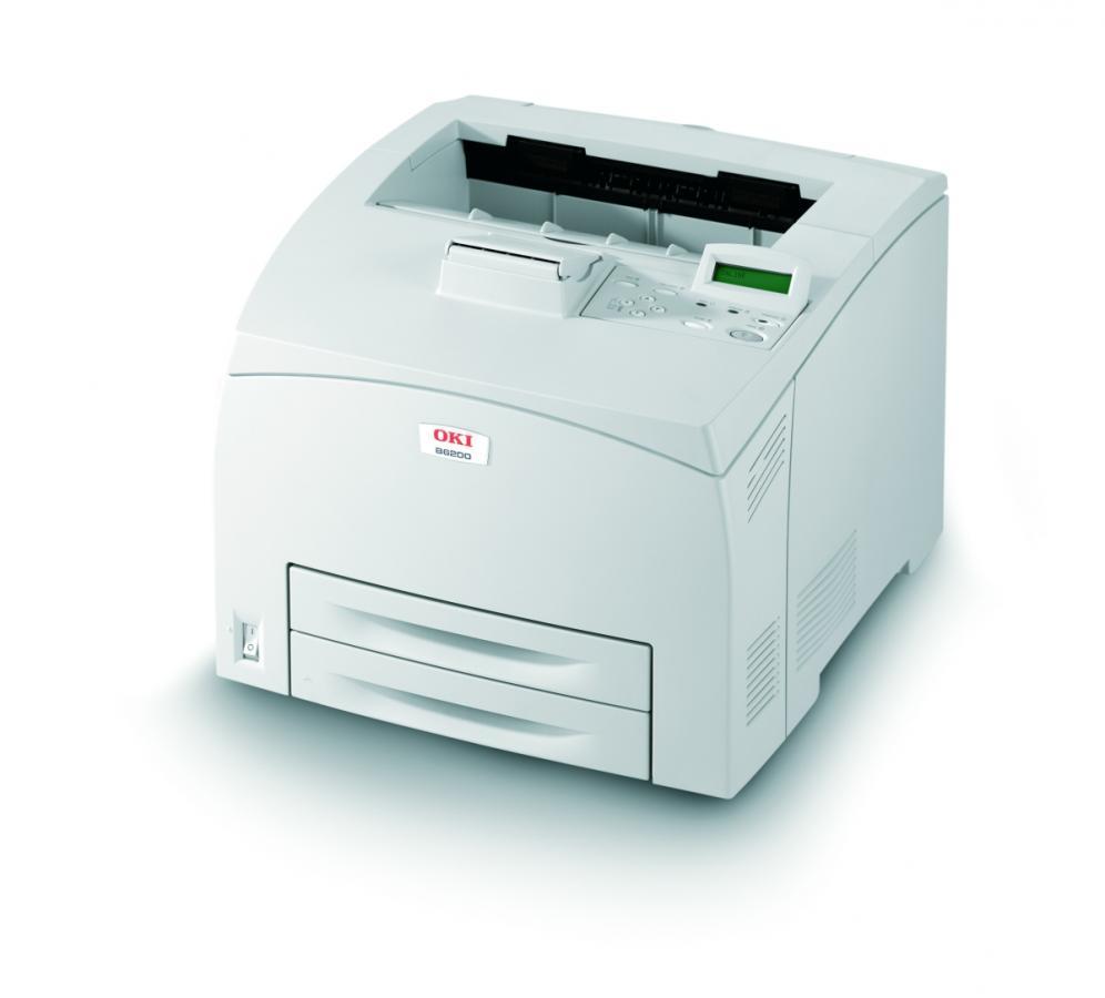 Заправка  принтера OKI B6200