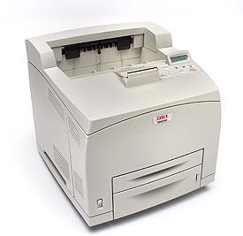 Заправка  принтера OKI B6300