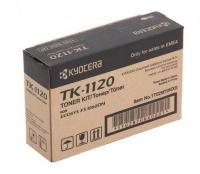 Заправка картриджа Kyocera TK 1120