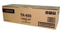 Заправка картриджа Kyocera TK 655