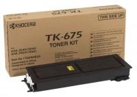 Заправка картриджа Kyocera TK 675