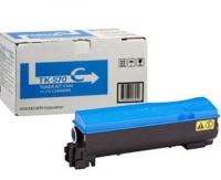 Заправка картриджа Kyocera TK 570C