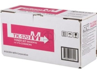 Заправка картриджа Kyocera TK 570M