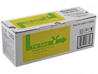 Заправка картриджа Kyocera TK 580Y