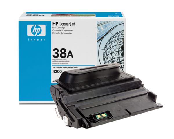 Заправка картриджа HP Q1338A - заправка картриджа HP LJ - 4200