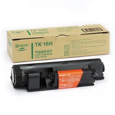 TK-16H тонер-картридж для принтеров Kyocera FS-680/FS-800 (TK16H)