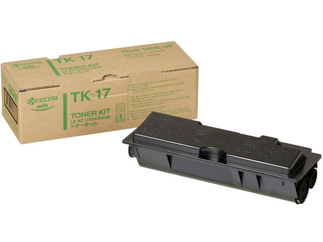 TK-17 тонер-картридж для принтеров Kyocera FS-1000/1000+/1010/1050 (TK17)