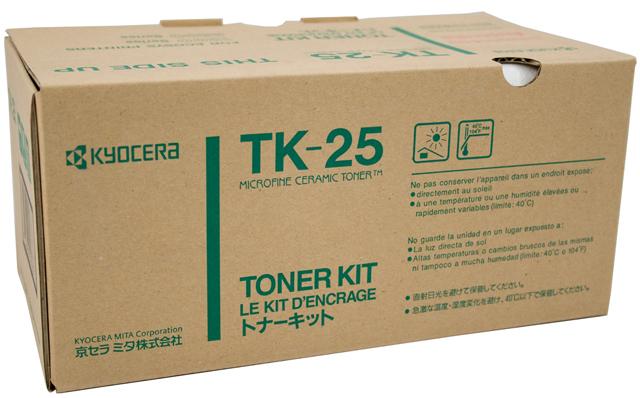 TK-25 тонер-картридж для принтера Kyocera Mita FS-1200 (TK25)