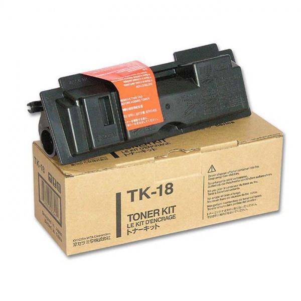 TK-18 Тонер-картридж для принтеров FS-1020D/1018MFP/1118MFP Kyocera (TK18)